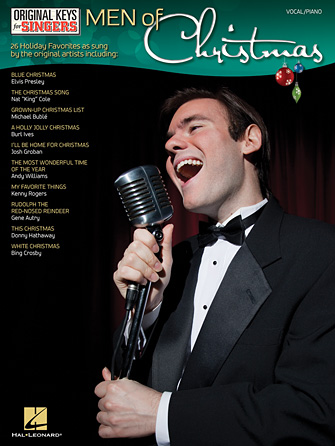 Product Cover for Men of Christmas – Original Keys for Singers