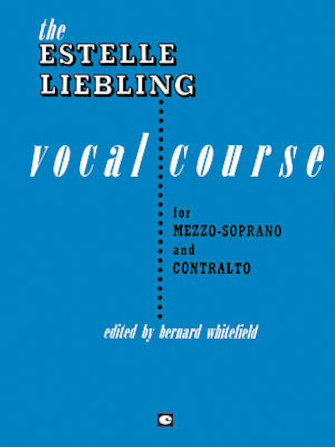 Product Cover for The Estelle Liebling Vocal Course