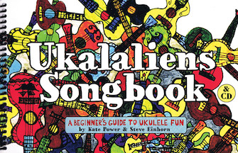 Product Cover for Ukalaliens Songbook