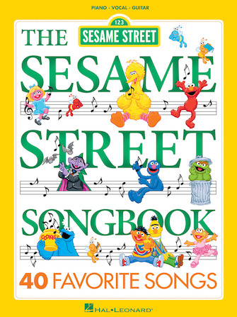 Product Cover for Sesame Street Songbook
