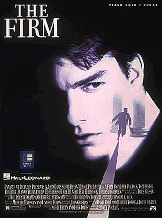 Product Cover for The Firm Soundtrack