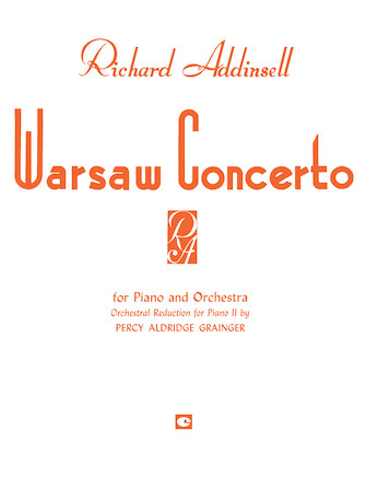 Product Cover for Warsaw Concerto (set)