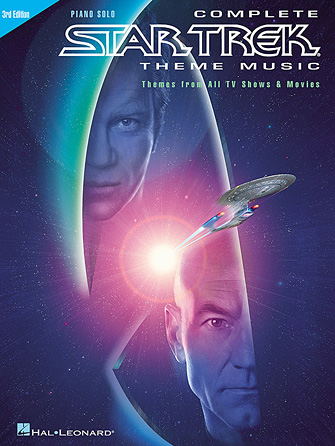 Product Cover for Complete Star Trek® Theme Music – 3rd Edition