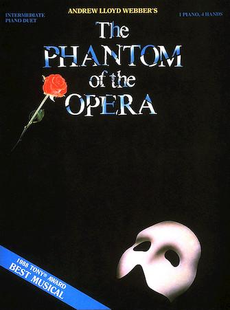 Product Cover for Phantom of the Opera – Andrew Lloyd Webber