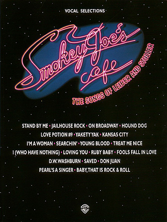 Product Cover for Smokey Joe's Cafe