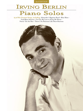 Product Cover for Irving Berlin Piano Solos – 2nd Edition
