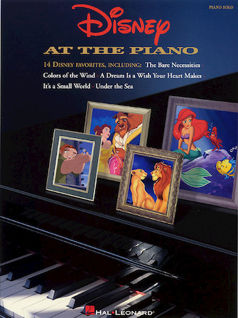 Product Cover for Disney at the Piano