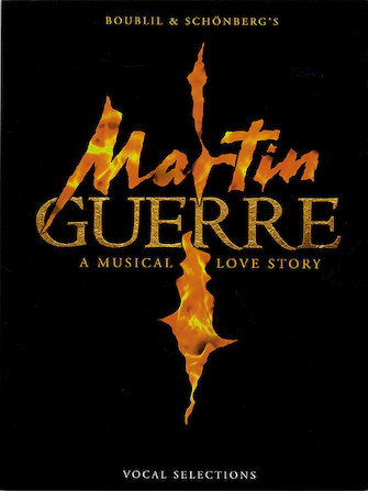 Product Cover for Martin Guerre – New Edition Vocal Selections