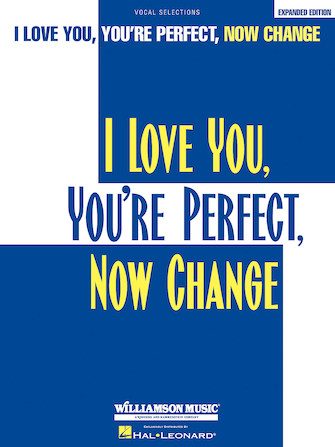 Product Cover for I Love You, You're Perfect, Now Change