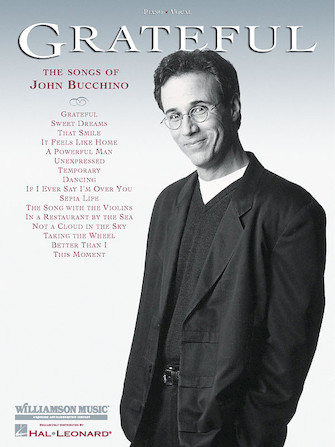 Product Cover for Grateful – The Songs of John Bucchino