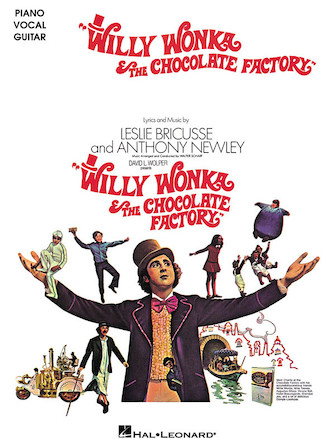 Product Cover for Willy Wonka & the Chocolate Factory