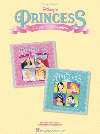 Product Cover for Disney's Princess Collection – Complete
