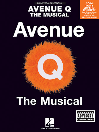 Product Cover for Avenue Q – The Musical