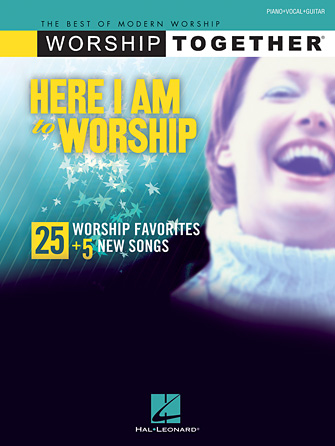 Product Cover for Here I Am to Worship