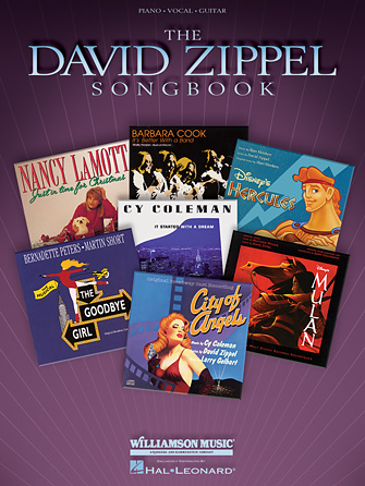 Product Cover for The David Zippel Songbook