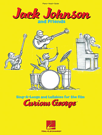 Product Cover for Jack Johnson and Friends – Sing-A-Longs and Lullabies for the Film Curious George