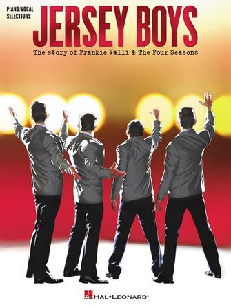 Product Cover for Jersey Boys - Vocal Selections