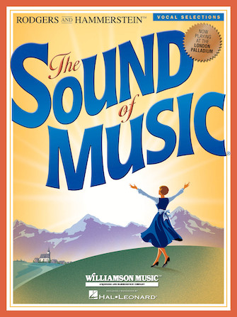 Product Cover for The Sound of Music Vocal Selections – U.K. Edition