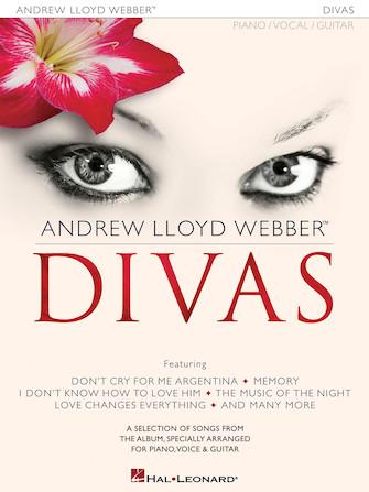 Product Cover for Andrew Lloyd Webber – Divas