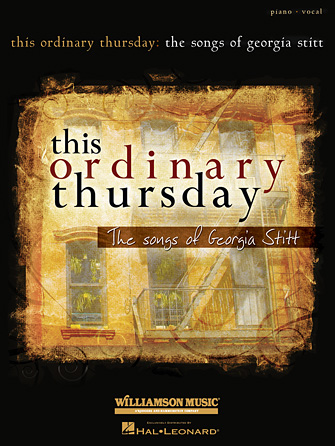 Product Cover for This Ordinary Thursday: The Songs of Georgia Stitt