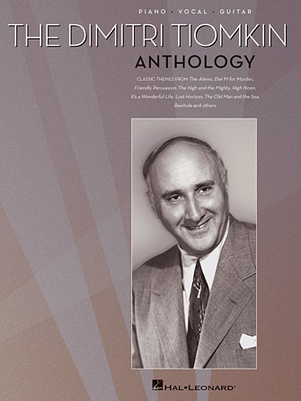Product Cover for The Dimitri Tiomkin Anthology