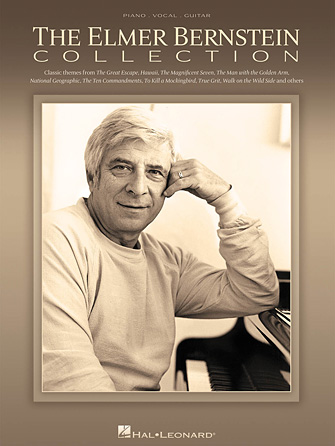 Product Cover for The Elmer Bernstein Collection