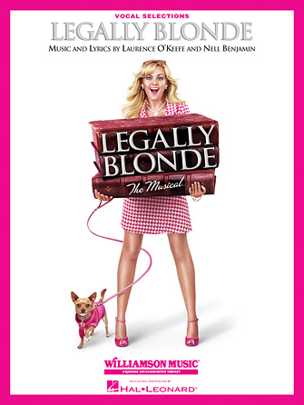 Product Cover for Legally Blonde – The Musical