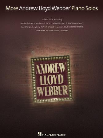 More Andrew Lloyd Webber Piano Solos