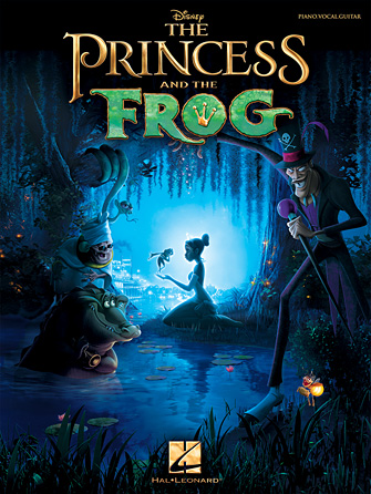 Product Cover for The Princess and the Frog