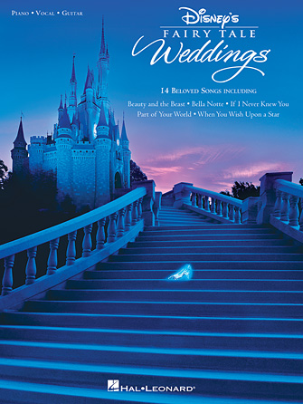 Product Cover for Disney's Fairy Tale Weddings
