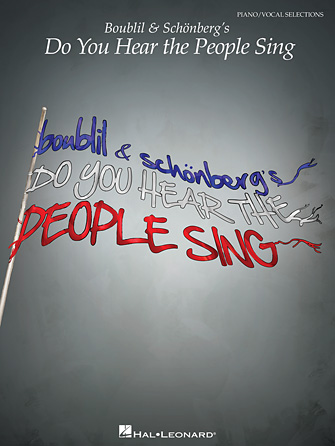 Product Cover for Boublil & Schönberg's Do You Hear the People Sing