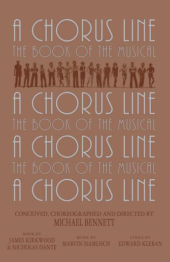 Product Cover for A Chorus Line
