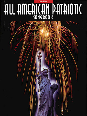 Product Cover for All-American Patriotic Songbook – 2nd Edition