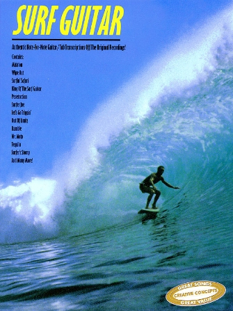Product Cover for Surf Guitar