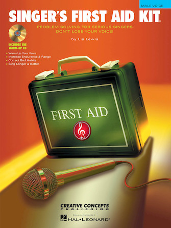 Product Cover for Singer's First Aid Kit – Male Voice