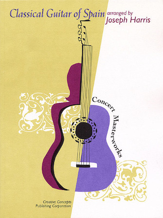 Product Cover for Classical Guitar of Spain