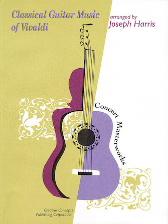 Product Cover for Classical Guitar Music of Vivaldi