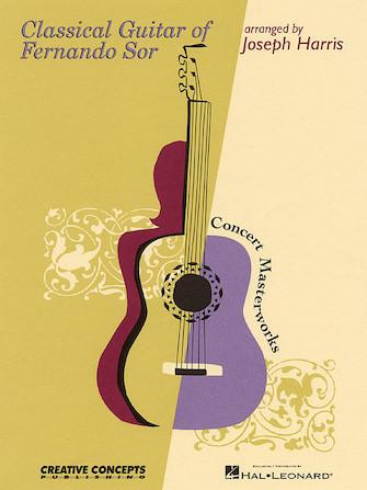 Product Cover for Classical Guitar of Fernando Sor