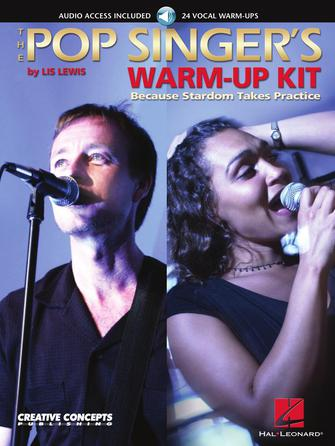 Product Cover for The Pop Singer's Warm-Up Kit