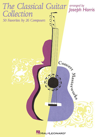 Product Cover for The Classical Guitar Collection