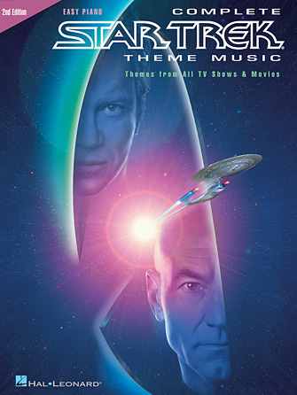 Product Cover for Complete Star Trek® Theme Music – 2nd Edition