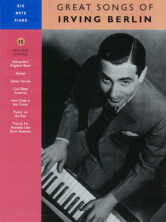 Product Cover for Irving Berlin – Great Songs of