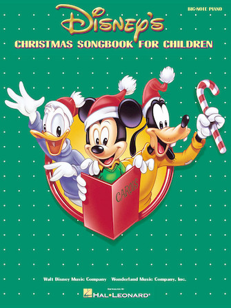 Product Cover for Disney's Christmas Songbook for Children