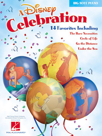 Product Cover for A Disney Celebration