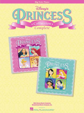 Product Cover for Disney's Princess Collection Complete