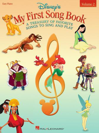 Product Cover for Disney's My First Songbook – Volume 2