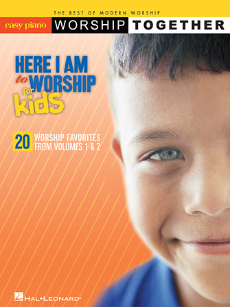 Product Cover for Here I Am to Worship – For Kids