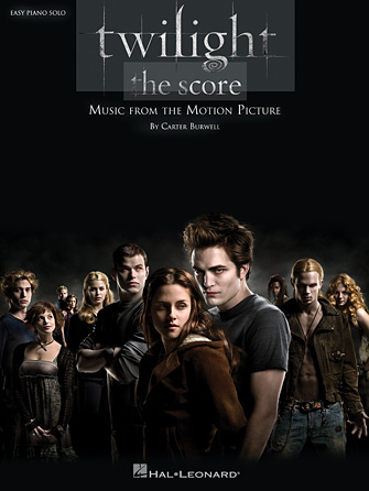 Product Cover for Twilight – The Score