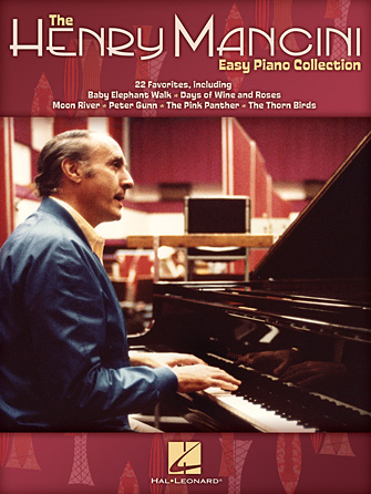 Product Cover for The Henry Mancini Easy Piano Collection
