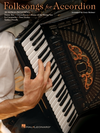 Product Cover for Folksongs for Accordion
